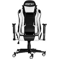 Merax High-Back Executive Chair PU Leather Office Desk Chair