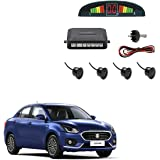Adroitz Car Parking Sensor for Maruti Suzuki Swift Dzire