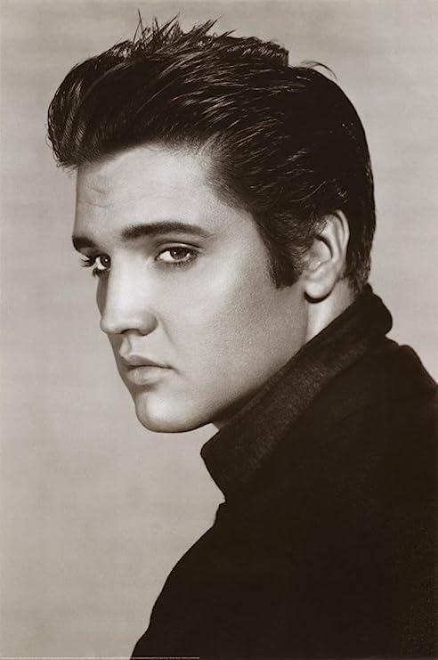 Amazon Com Elvis Presley Poster Print 24x36 Poster Print 24x36 Posters Prints