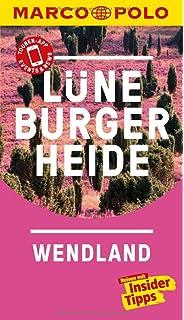 Karte Lüneburger Heide Und Umgebung.Marco Polo Raus Los Lüneburger Heide Guide Und Große Erlebnis