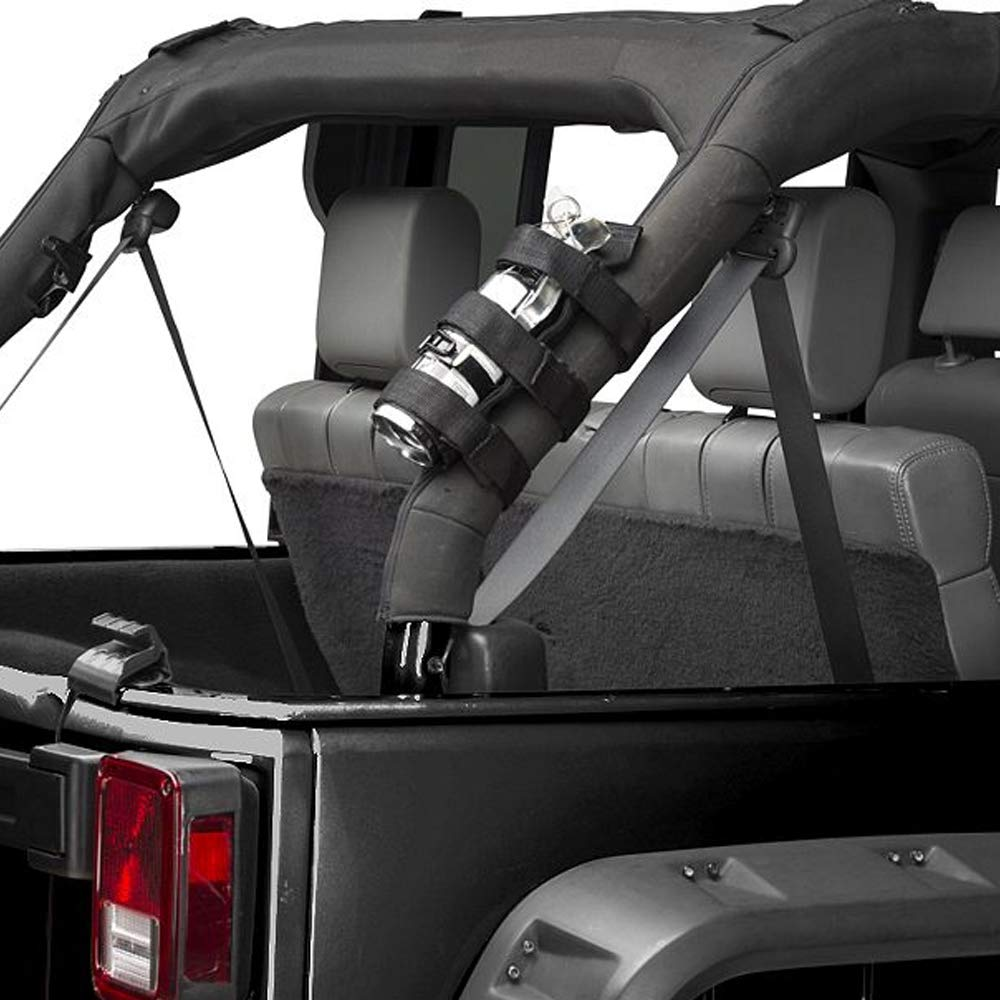 Outdoors Home 20 x 1.5 Hook /& Steel Loop Fasteners//Rear Window//Secure Soft Top When Down or Sunrider//Adjustable Cinch Straps for Auto (4 pcs)For Jeep Wrangler Durable Tie Down Straps