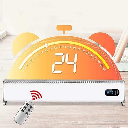 ltjrq Calentador eléctrico, hogar, Dormitorio, Ahorro de energía, Velocidad, convección Caliente