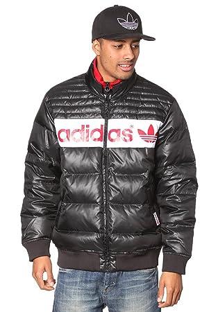 O57413|Adidas Firebird Down Jacket Men Black|XXL