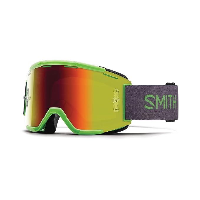 Smith - Squad MTB - Fahrradbrille rot/schwarz MSWdCaoo