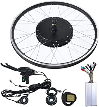 BTIHCEUOT Kit de Freno de Disco de Bicicleta eléctrica, Kit de ...