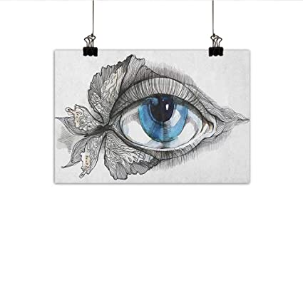 Amazon Com Littletonhome Eye Abstract Painting Abstract