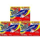 Shout Color Catcher 72 ct, 2 un (72 ct, 3-Pack)