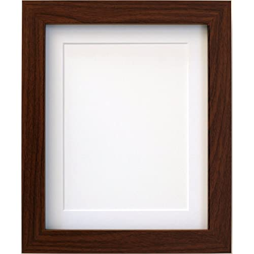 Walnut Picture Frame: Amazon.co.uk