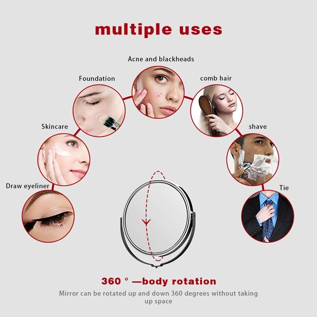 JIAX LED Selfie Ring Light 96 LED Lamp Beads for Live Stream//Makeup//YouTube Video Dimmable Beauty Ringlight with Tripod Stand Color Temperature 3300K-6000K Color : Black