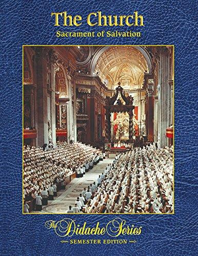 THE CHURCH: SACRAMENT OF SALVATION