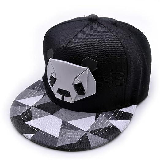 WOCACHI Hats And Caps Sports Baseball Panda Cap Snapback Golf Ball Hip-Hop  Hat at Amazon Women s Clothing store  32146ef0ca0