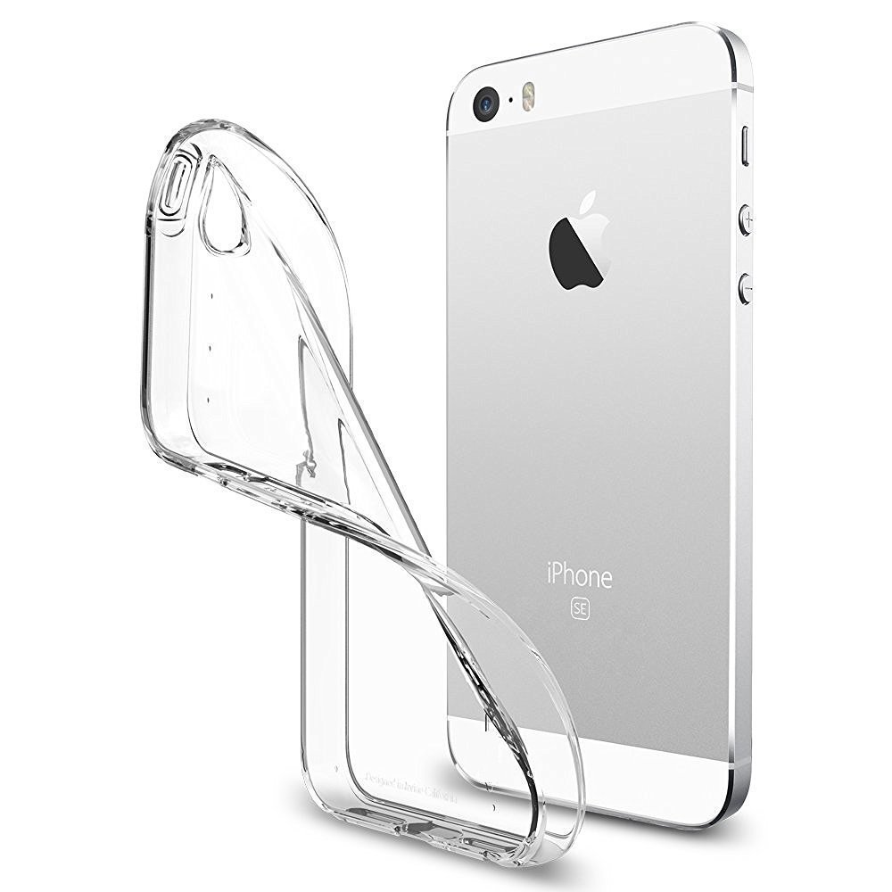 Best Quality Apple iPhone 6 / 6s Clear Case / Shock-Proof iPhone Case Transparent Gel Skin Cover G4GAGET Ultra-Slim-Case-6s-6