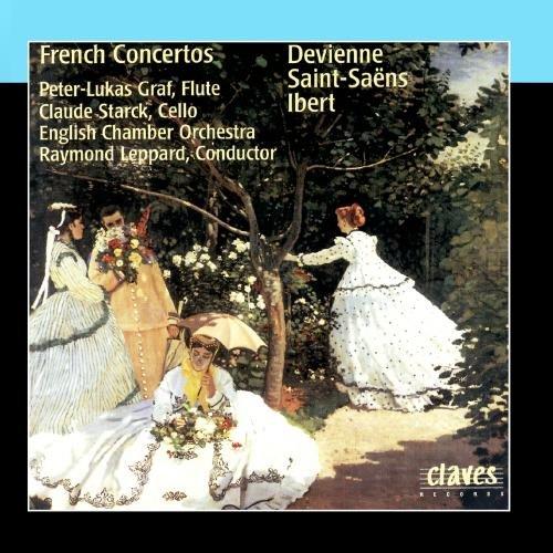 Price comparison product image French Concertos: Devienne / Saint-Saëns / Ibert