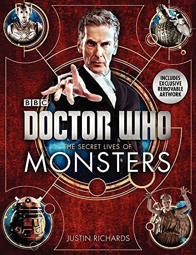 Doctor Who: The Secret Lives of Monsters Hardcover
