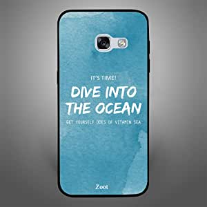 Samsung Galaxy A3 2017 Dive into the Ocean, Zoot Designer Phone Covers