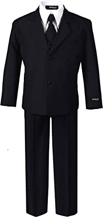 Gino Giovanni Formal Boys Kids Dress Suit From Baby to Teen