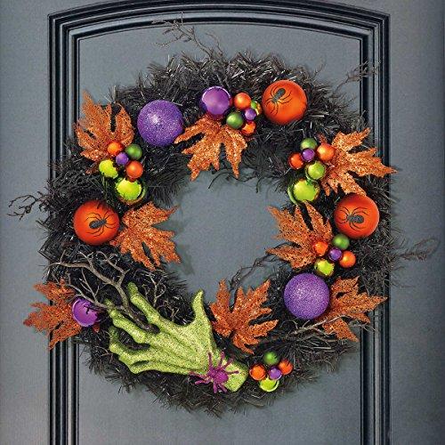 Halloween Wreaths - 24