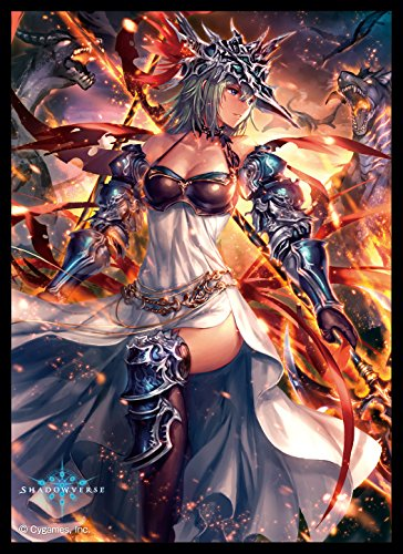 Shadowverse Mars, Silent Flame General Trading Card Game Character Sleeve Anime MT434