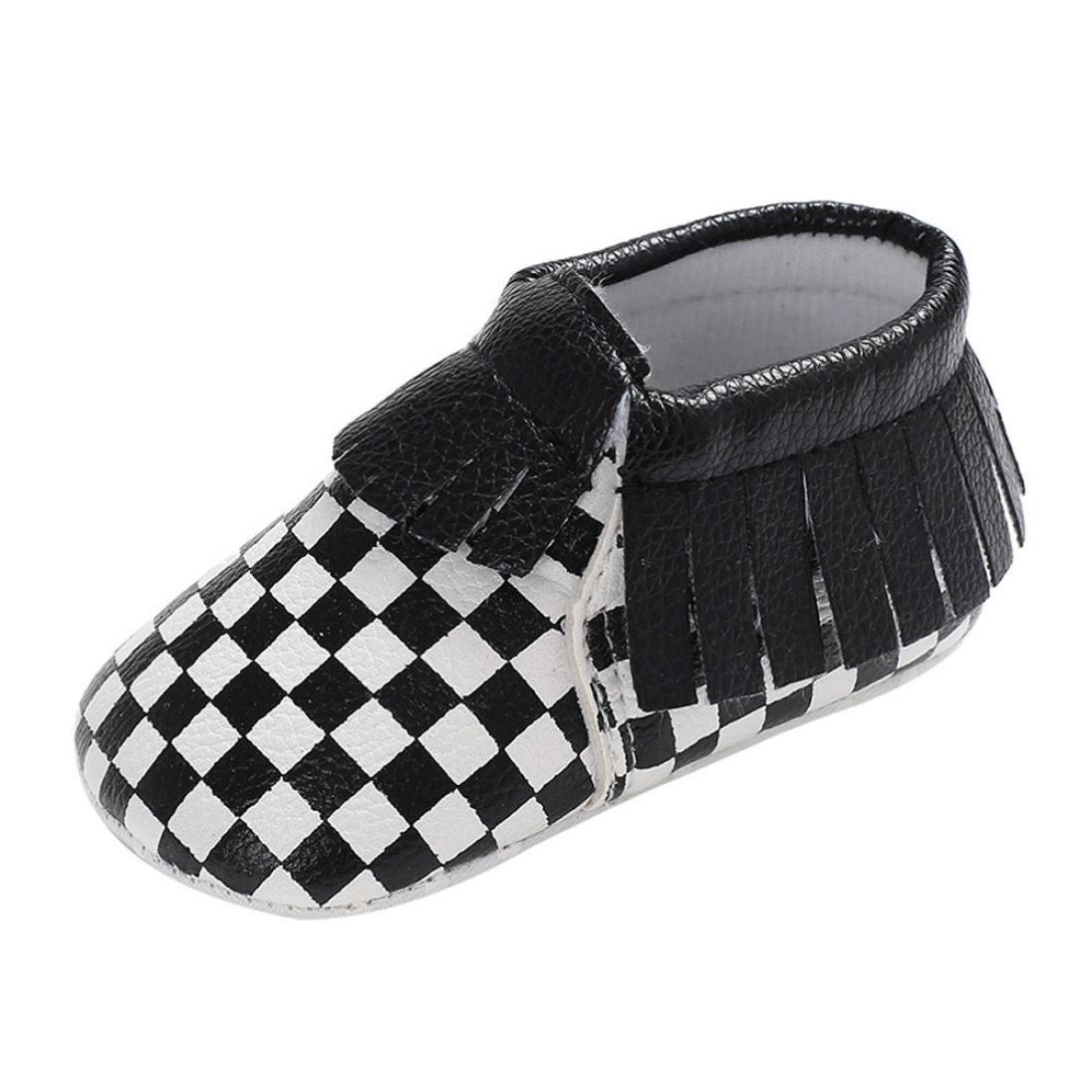cinnamou - Zapatos para bebé Baby Chica Joven Soft Sole zapatos ...
