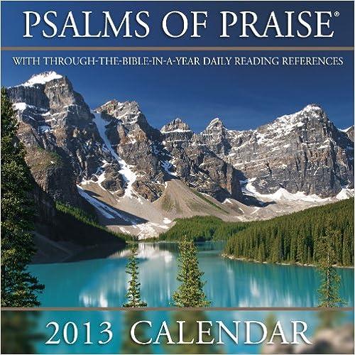 2013 Mini Psalms of Praise