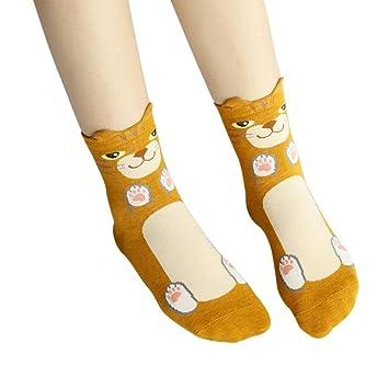 4681e65d0 Hot Sale!Todaies Cute Socks Lovely Cartoon Animal Zoo Women Socks Ladies  Girls Cotton Warm