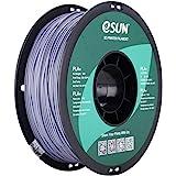 eSUN PLA PRO (PLA+) 3D Printer Filament, Dimensional Accuracy +/- 0.03 mm, 1 kg Spool, 1.75 mm, Gray