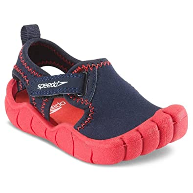 Amazon.com | Speedo Toddler Hybrid Water Shoes (Small 5-6 toddler ...