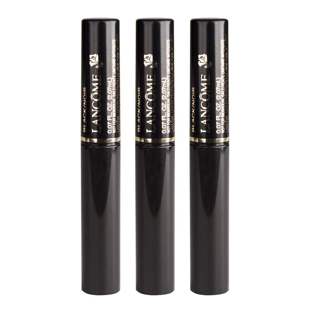 Set of 3 Definicils High Definition Mascara Black 0.07 Oz Travel Size