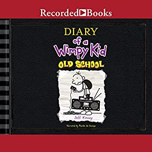 Diary of a Wimpy Kid: Old School Audiobook