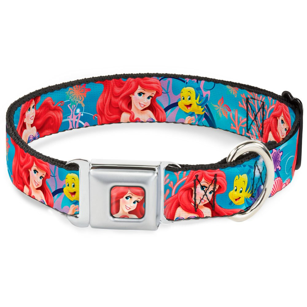Buckle Down Dydx Ariel FACE3 Full colore blu collare