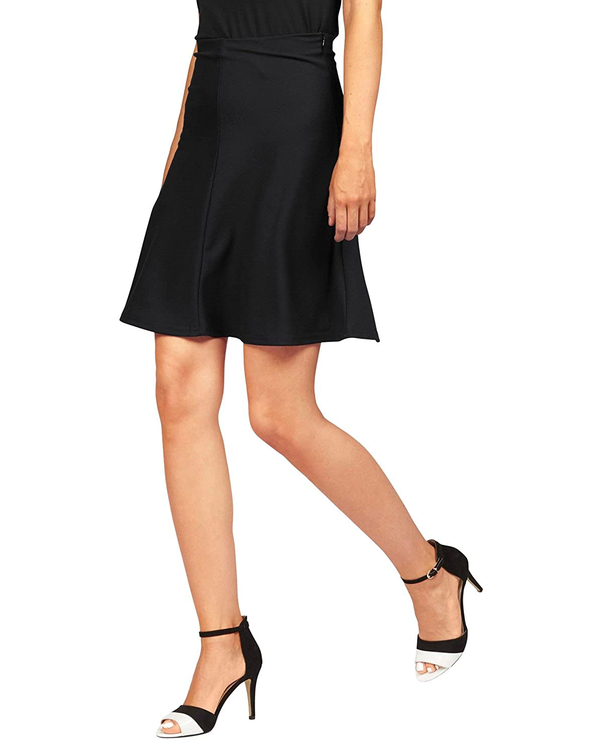 superior quality nice cheap 60% clearance KENANCY Women's Retro A-line Skirts Work Office Business ...