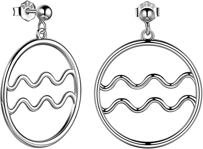JewelsObsession Sterling Silver 29mm Flower Charm w//Lobster Clasp