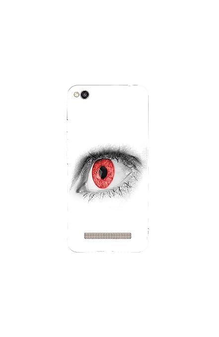 sale retailer 4bba8 de462 Jaz Deals Eyes Print Soft Silicon Mobile Back Cover: Amazon.in ...
