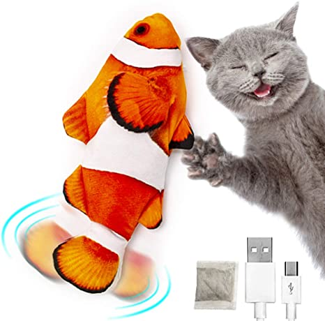 Disco Ball Catnip Cat Toy ~ Dance Party for Cats toy ~