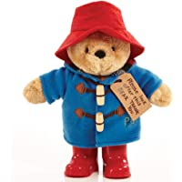 Paddington Bear PA1489 Paddington with Boots & Embroidered Jacket Medium