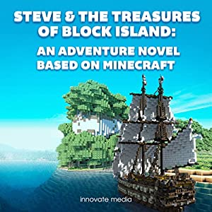 Steve & The Treasures of Block Island Audiobook