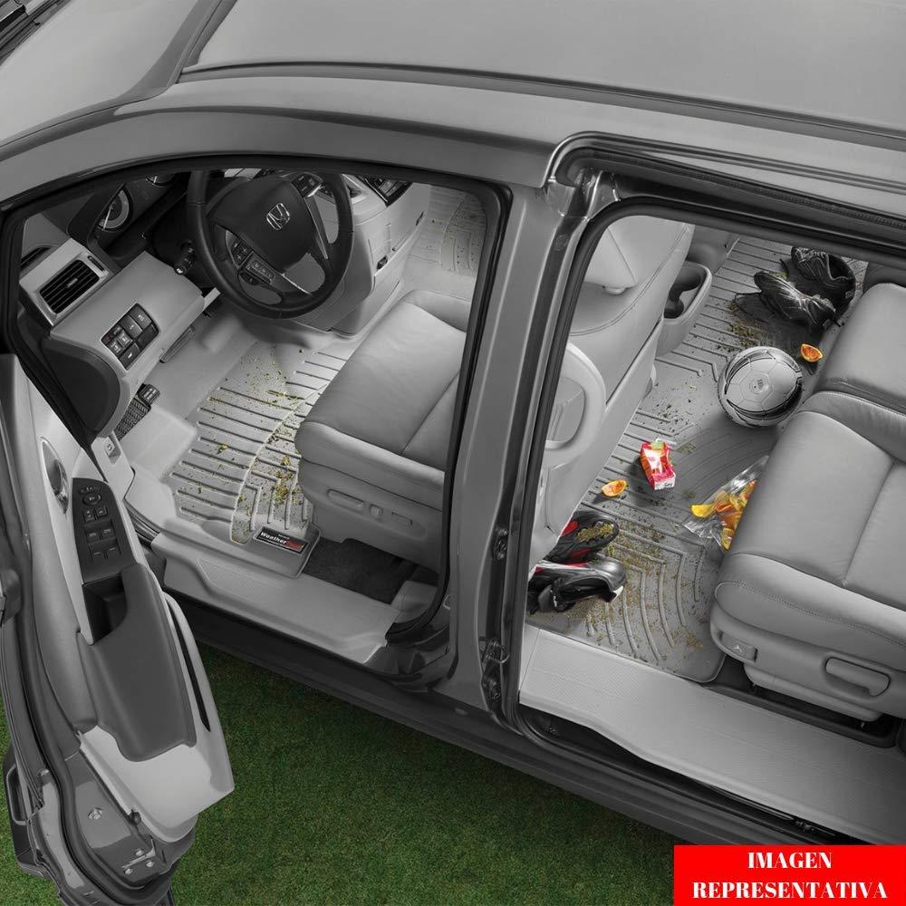 WeatherTech Alfombrilla Compatible con Maserati Levante Climat Bi-Zona 2016//19 Negro 2aFila