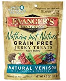 Cheap Evanger'S 776303 Nothing But Natural Venison Dog Treats, 4.5-Ounce