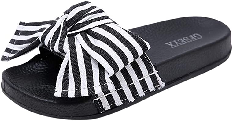 Flat Trendy Womens Sandals Cute Leather