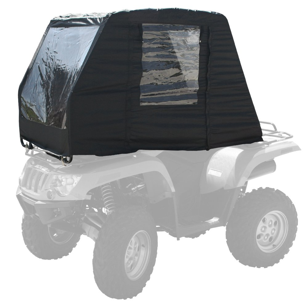 Rage Powersports 62110 Black ATV Cab Enclosure Canopy Cover