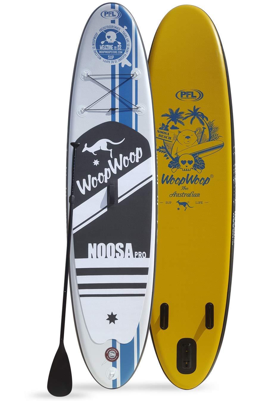 Woop Woop Tabla de Paddle Surf Hinchable Noosa Pro SUPRO92: Amazon ...