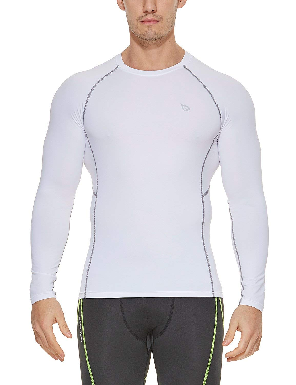 d571579d6b Baleaf Men's Cool Dry Skin Fit Long Sleeve Compression Shirt product image