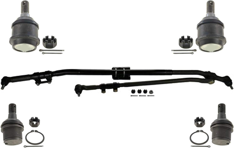 Drag Links Bracket Tie Rods Ball Joints for Dodge RAM 2500 4 Wheel Drive 08-12