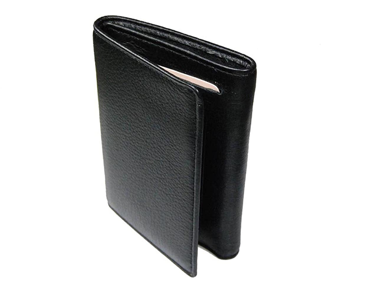 - Castello Italian Soft Leather Trifold Wallet with RFID Security