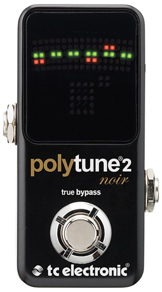 TC Electronic PolyTune Mini 2 Noir - Accordatore PolyTune 2 Noir