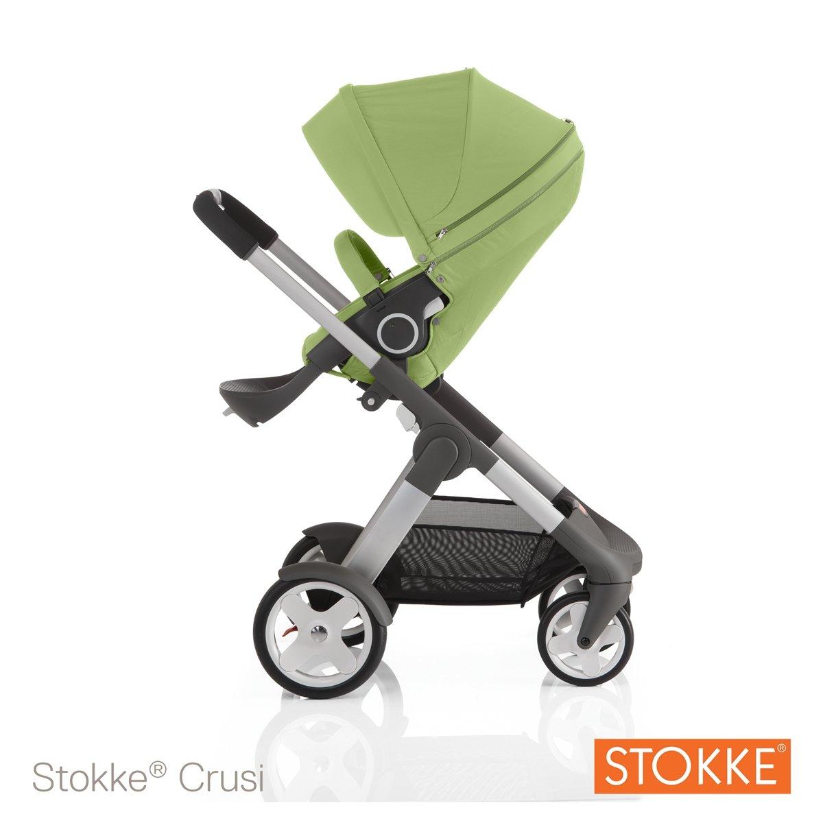 Amazon.com: Stokke Crusi Stroller – Luz Verde – Talla única ...