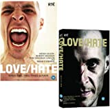 Love/Hate Series 1-5 (9 DVD's) The complete collection of Love Hate 2014