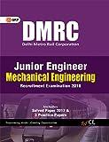 DMRC Junior Engineer Mechanical Engineering  Recruitment Examination 2018