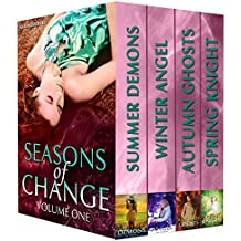 Seasons of Change Box Set, Books 1-4 & Bonus Stories: Young Adult Romance Novellas