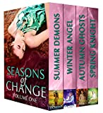 Seasons of Change Box Set, Books 1-4 & Bonus Stories: Young Adult Romance Novellas